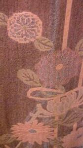 織りのショール お洒落着向き (紬・小紋・お召などにコーディネート)
